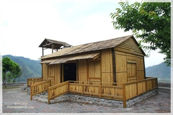 【和平】雙崎部落:手工編織之原藝屋、泰雅族傳統竹屋、愜意滴自由國小