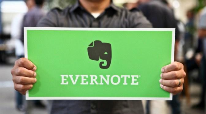 こんなアプリが欲しかった!Evernoteでテンプレートがつくれるえばろぐが便利