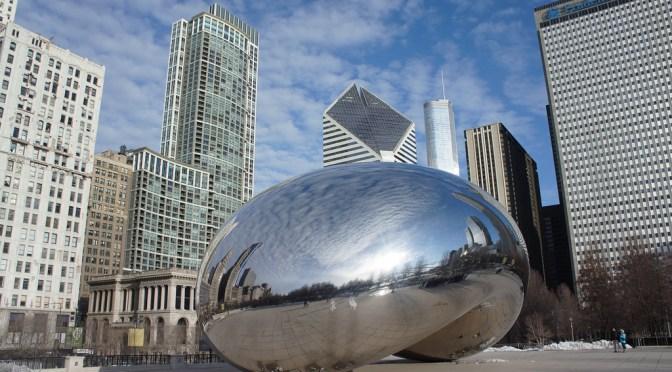 屋外の美術館!シカゴの中心にあるミレニアムパークで近代アート鑑賞
