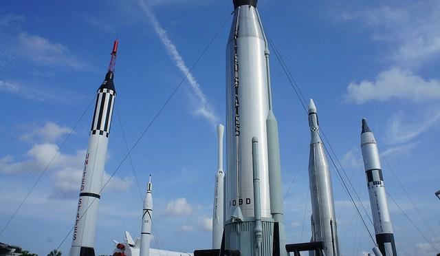 宇宙にかける夢の聖地「ケネディ宇宙センター」で人類の科学力に感動する