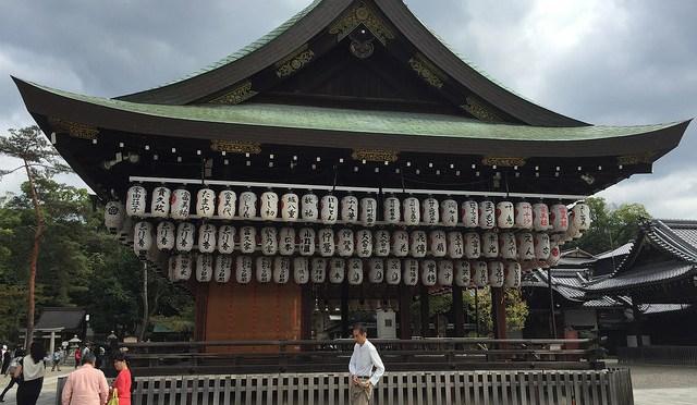 京都観光の鉄板!八坂神社〜円山公園〜ねねの道