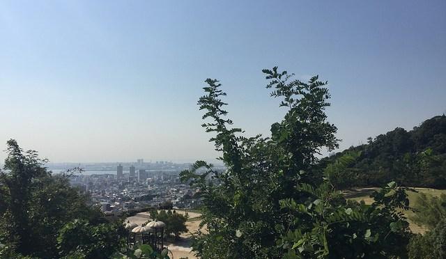 神戸市灘区のオススメ公園「灘丸山公園」