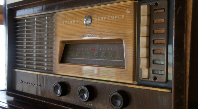 FM収録と音声広告