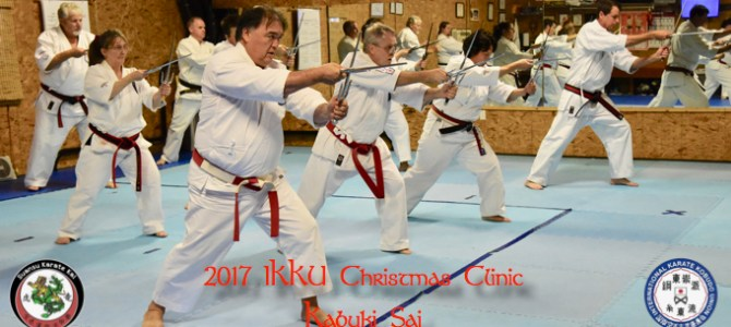 2017 IKKU Christmas Clinic and Celebration Dinner