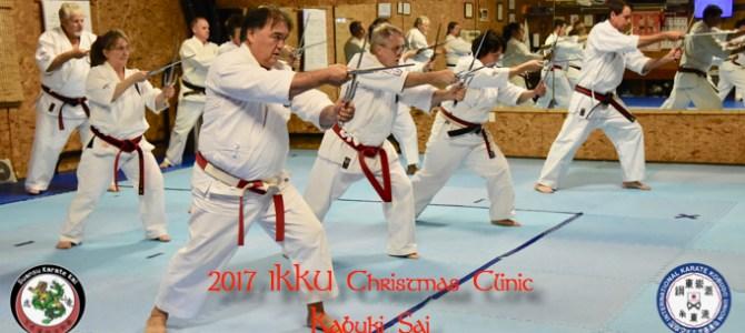 2017 IKKU Christmas Clinic and Celebration Dinner