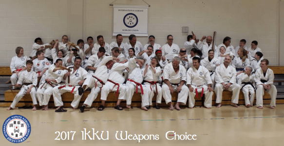 2017 3rd Annual Weapons Choice Clinic