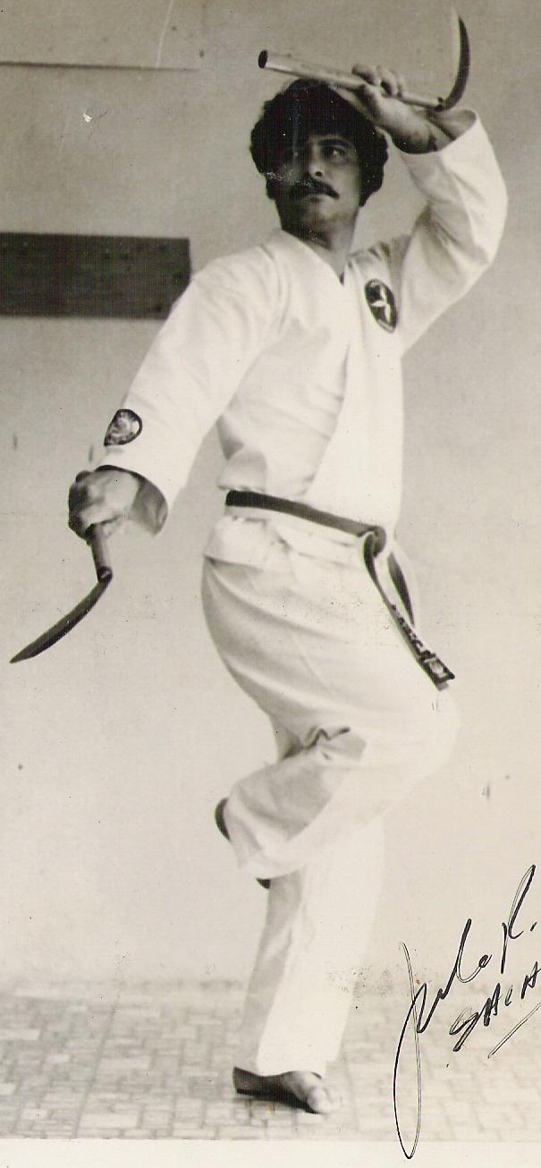 Soke Joseph Ruiz