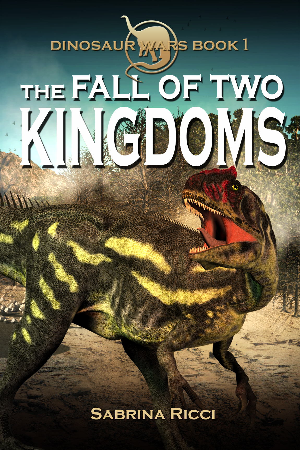 Dinosaur Wars: The Fall of Two Kingdoms