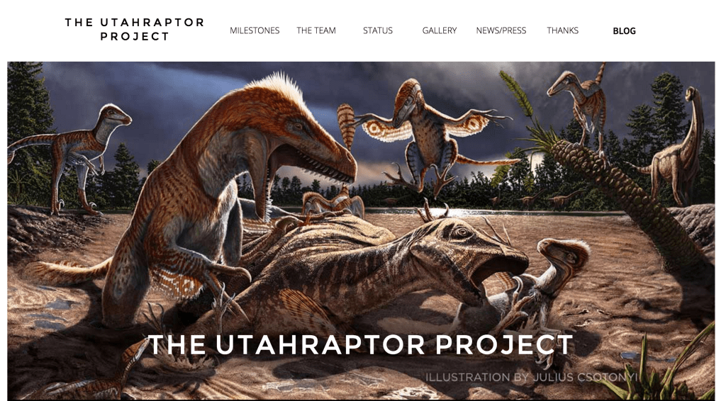 utahraptor_project