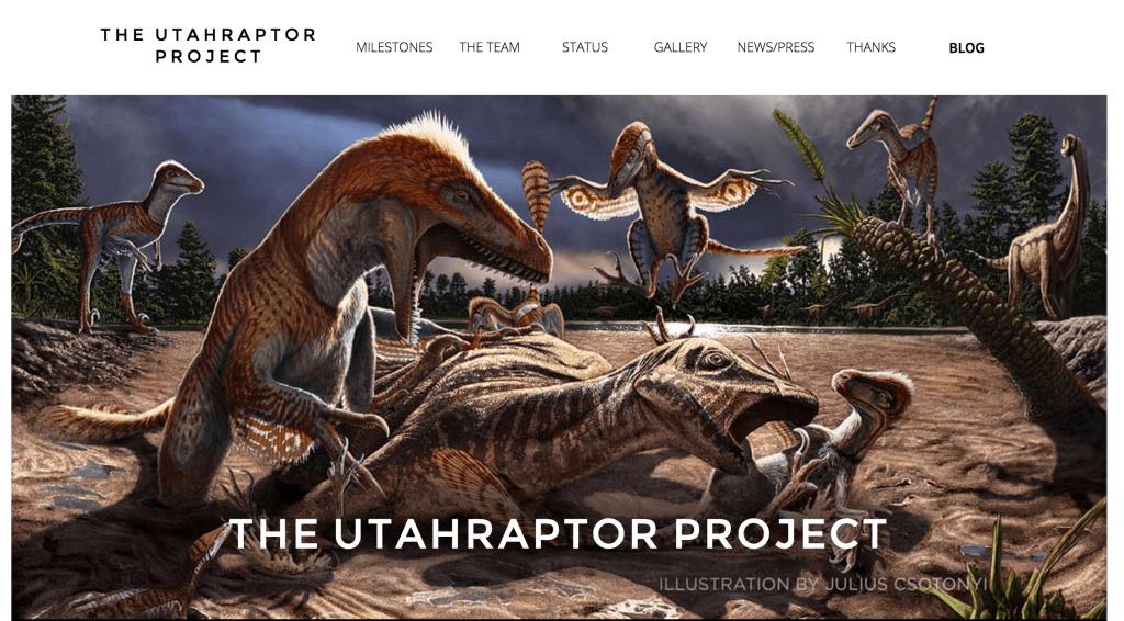 utahraptor_project