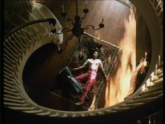 """EL NORTE"": Zaide Silvia Gutierrez in a scene from Gregory Nava's 1983 movie."