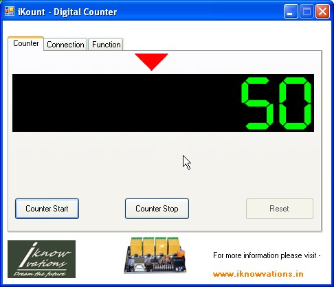 iKount digital counter-13 iknowvations.in