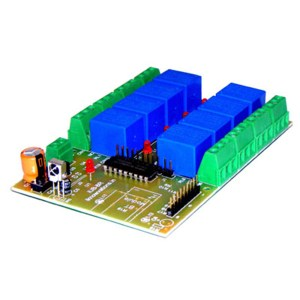 iUB-8R 8 channel IR remote control relay board