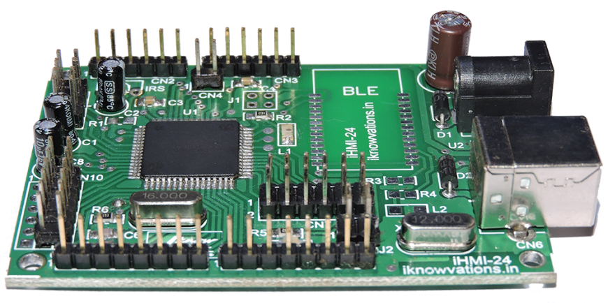 usb io UIO-HMI-24 card from iknowvations.in