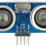 Ultrasonic sensor HC-SR04 with Arduino