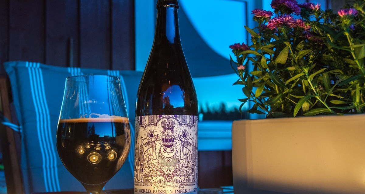 Brewdog – Old World Russian Imperial Stout