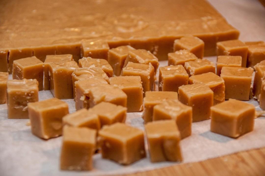 vit chokladfudge