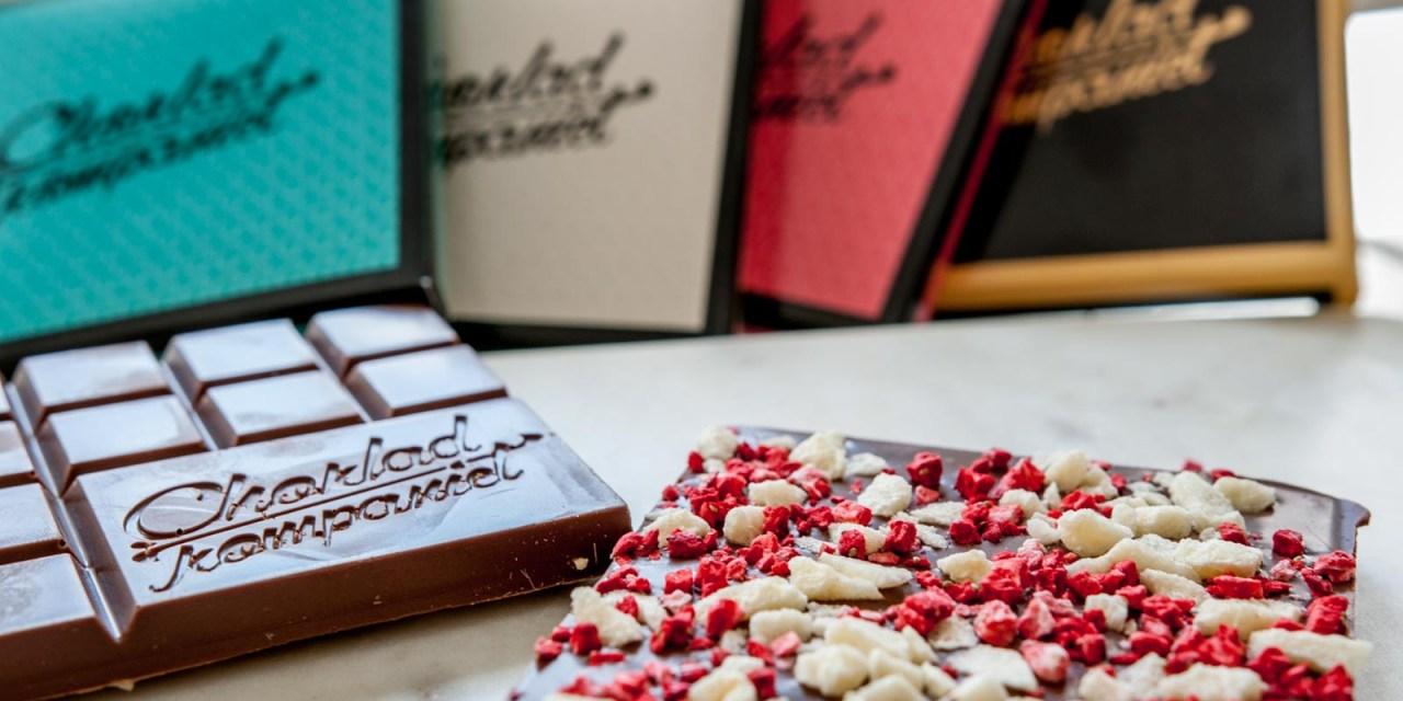 Tävla om chokladkakor från Chokladkompaniet tillverkade av mig