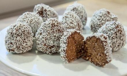 Chokladbollar (delicatobollar)