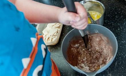 Hugos chokladmuffins med maräng