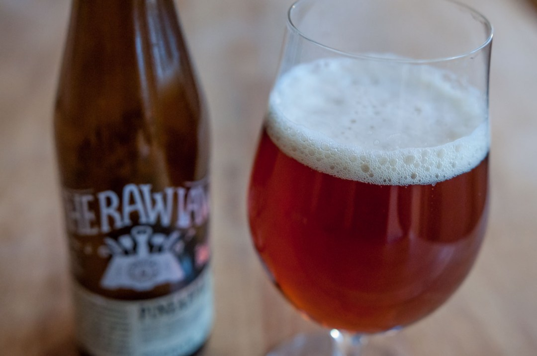 Brutal Brewing Raw Law - Pinapple Wheat Wine