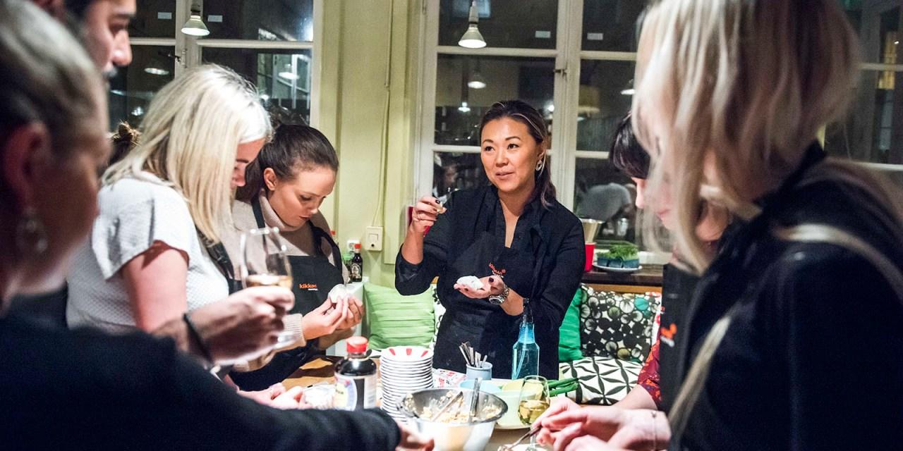 Japanskt nyår med Jennie Walldén