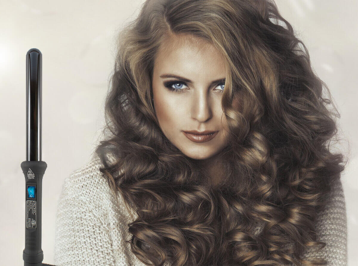 Get the ferfect curls