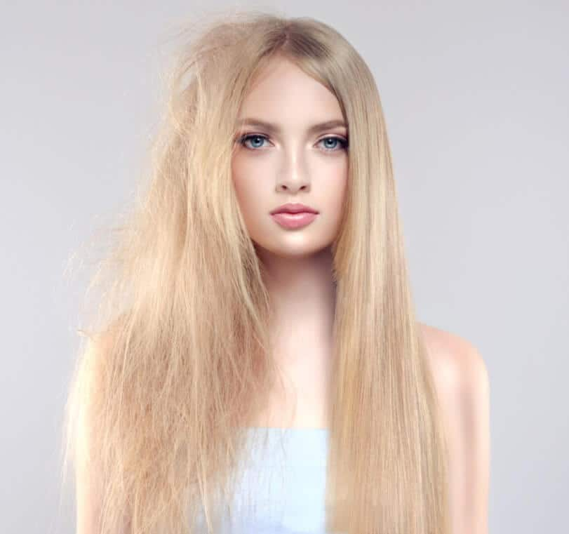 Hair Straighteners as Frizz-Free