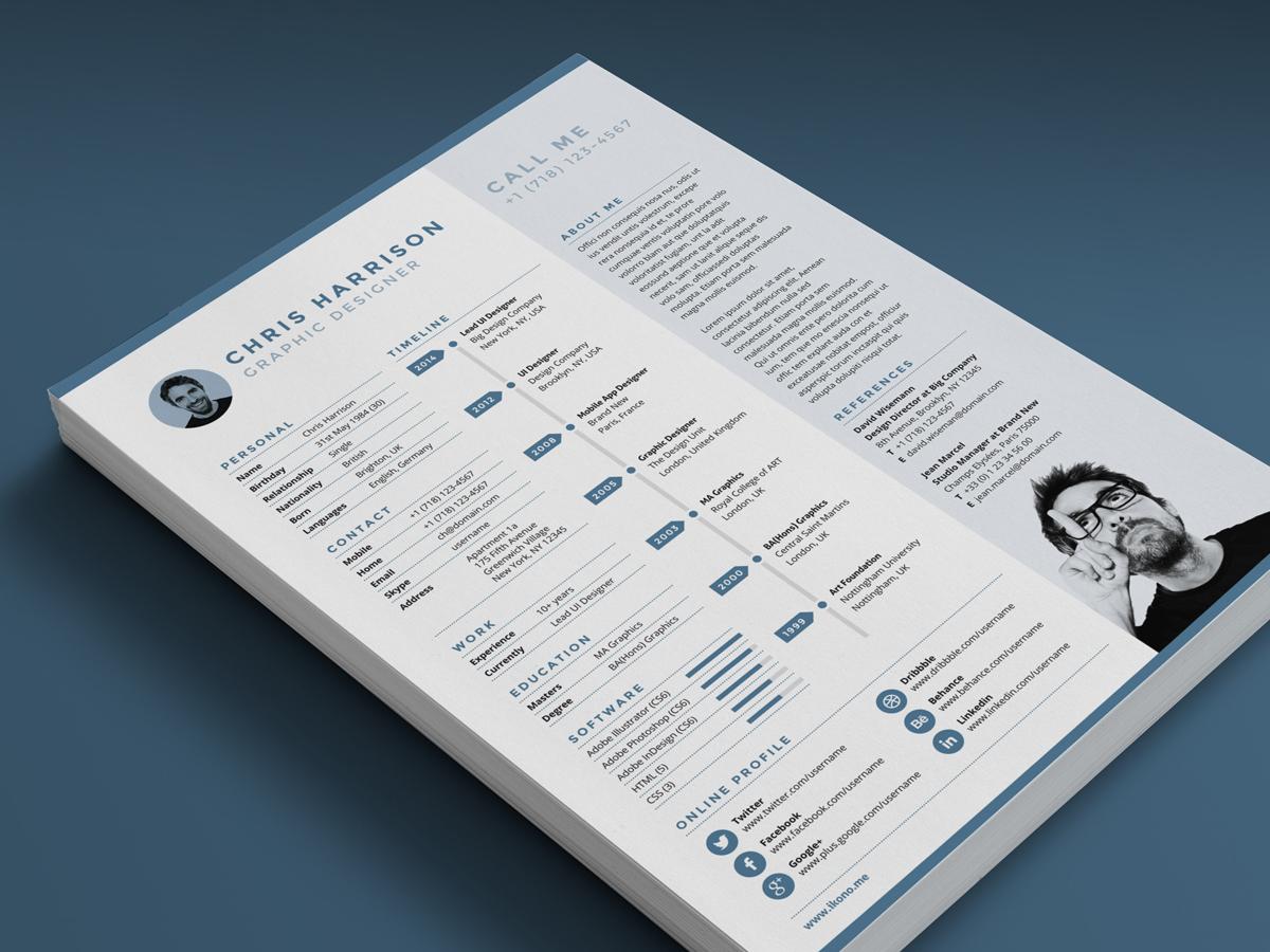 Free Resume Custom Free Resume Template Wwwikonome