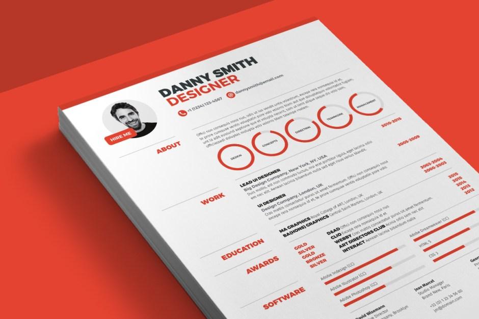 creative resume templates www