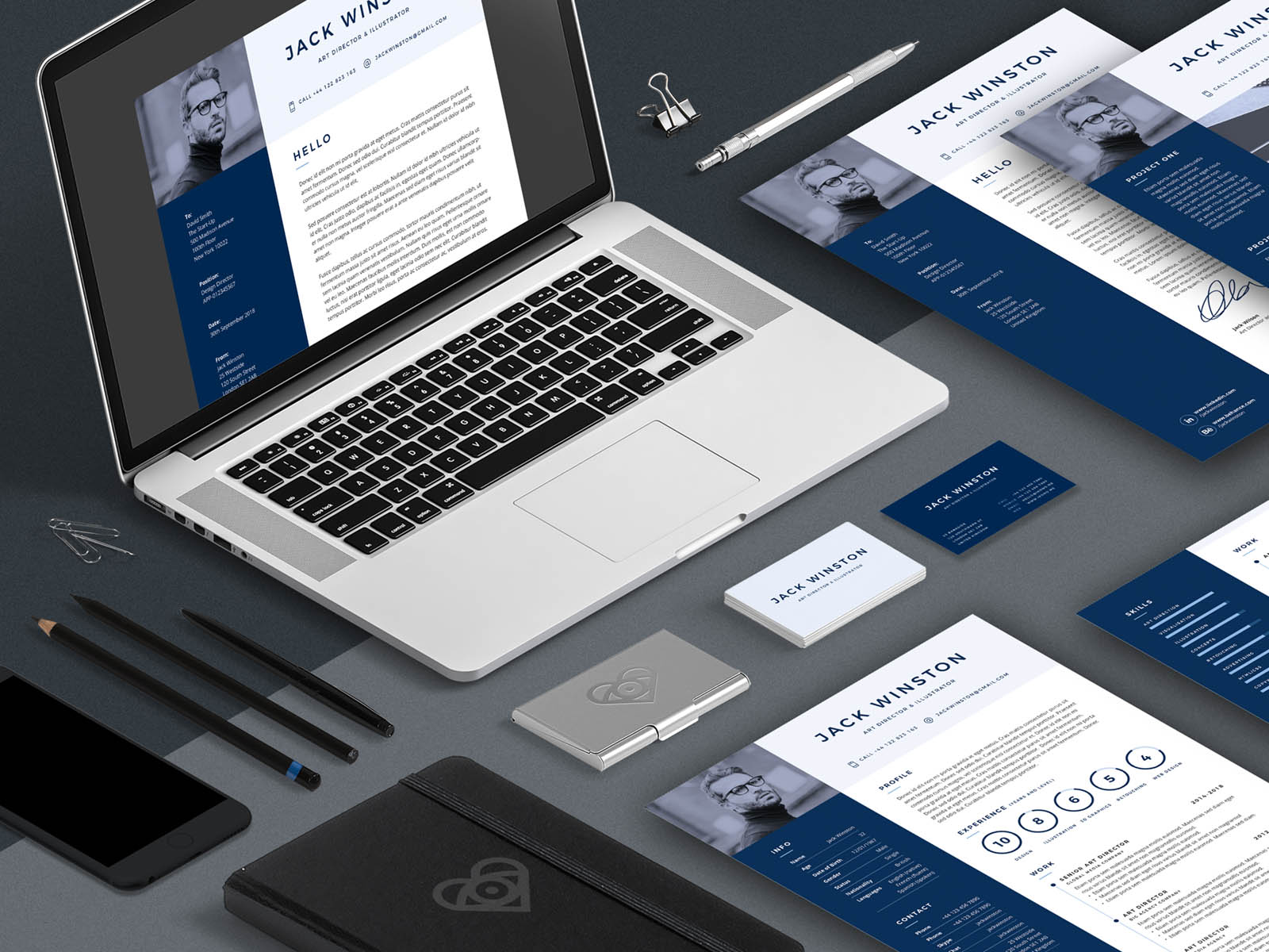 pro resume 3 creative business resume template www
