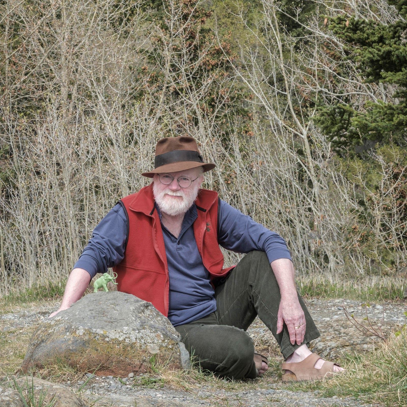 Episode 15 – Discovering the Mammoth with John McKay
