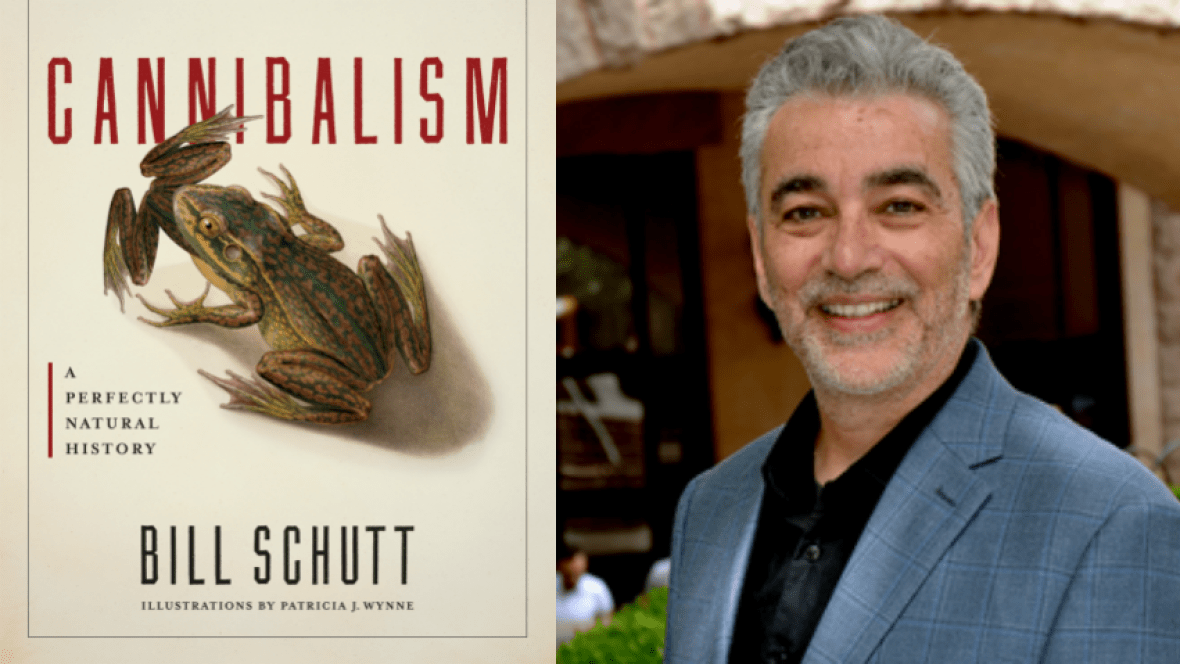 Episode 14 – Cannibalism, what's it good for? Author Bill Schutt