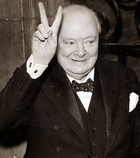 Winston Churchill premio Nobel de Literatura