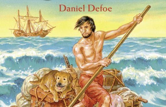 Náufragos célebres; Robison Crusoe y otros náufragos