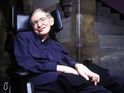 Día Mundial de la Parálisis Cerebral, el caso de Stephen Hawking