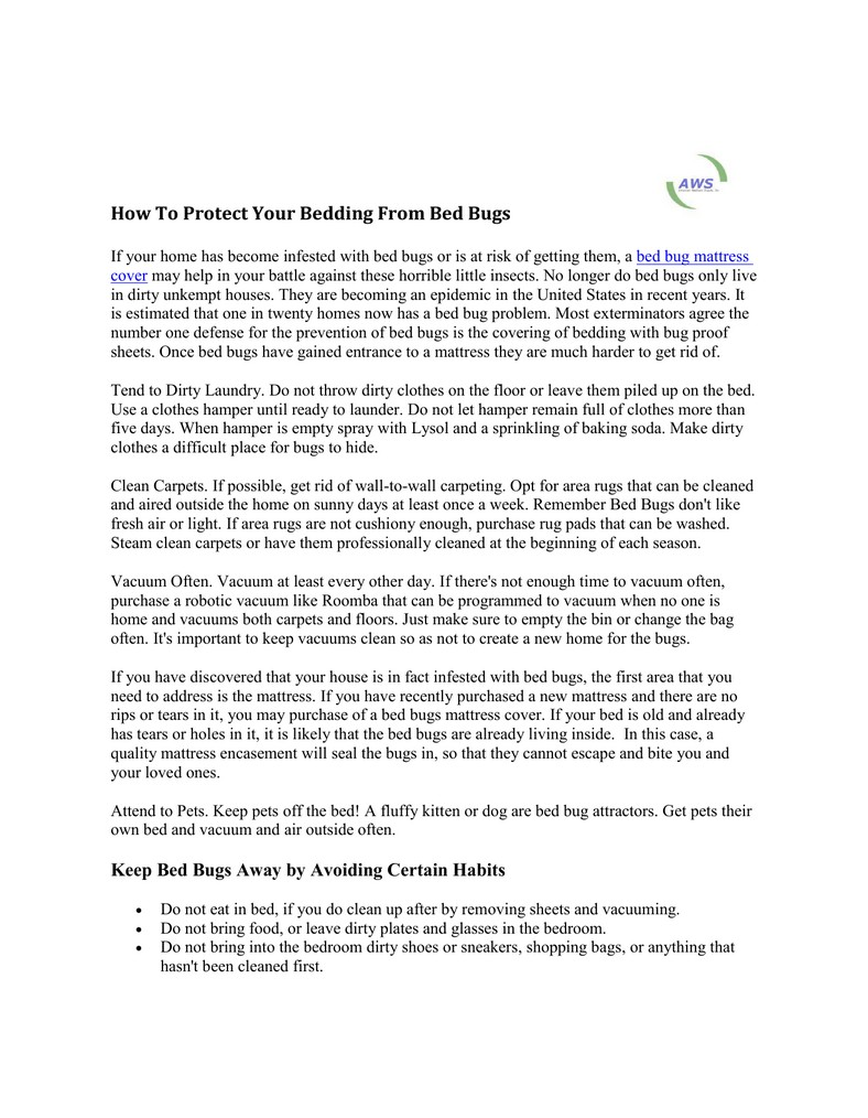 How To Use Baking Soda To Get Rid Of Bed Bugs