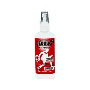 Alcohol And Water Spray For Bed Bugs