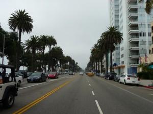 Ocean Avenue (Rue de notre hôtel)
