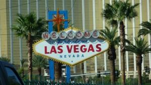 Panneau Las Vegas