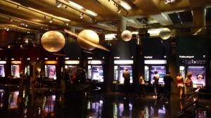 Reconstitution du système solaire