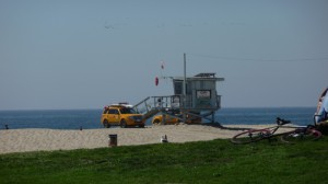 Coast Guard de Venice Beach