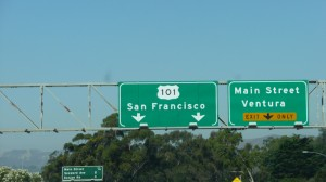 Direction San Francisco