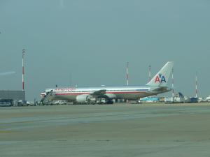 Notre avion (CDG/DFW)