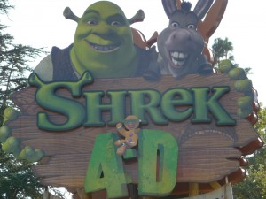 Shrek et ses potes