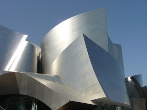 Le Walt Disney Concert Hall