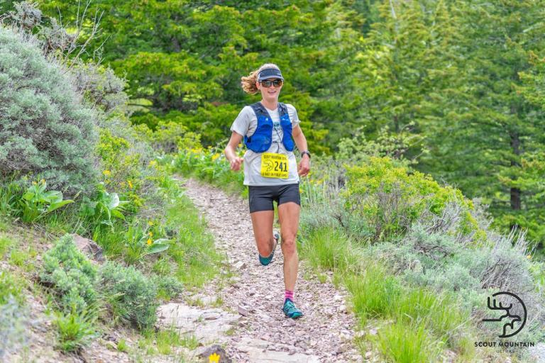 Clare Gallagher Trail Running