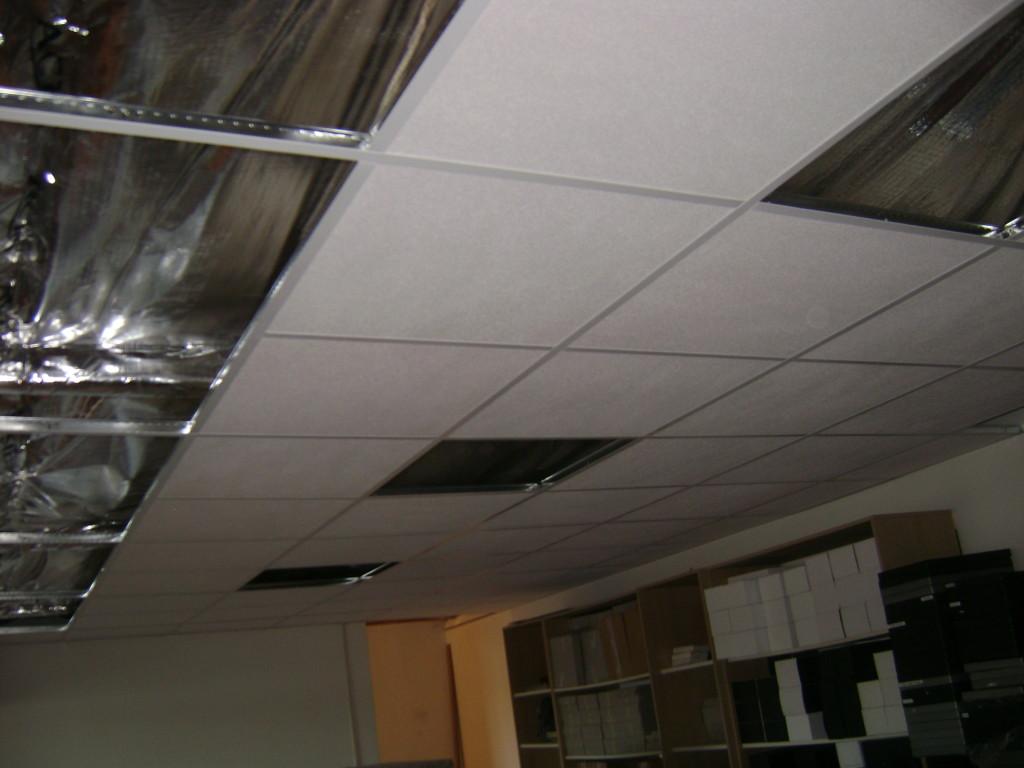 Pltrerie Faux Plafond Suspendu En Dalles Domont 95