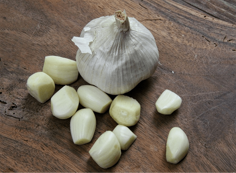 The Incredible Benefits of Garlic