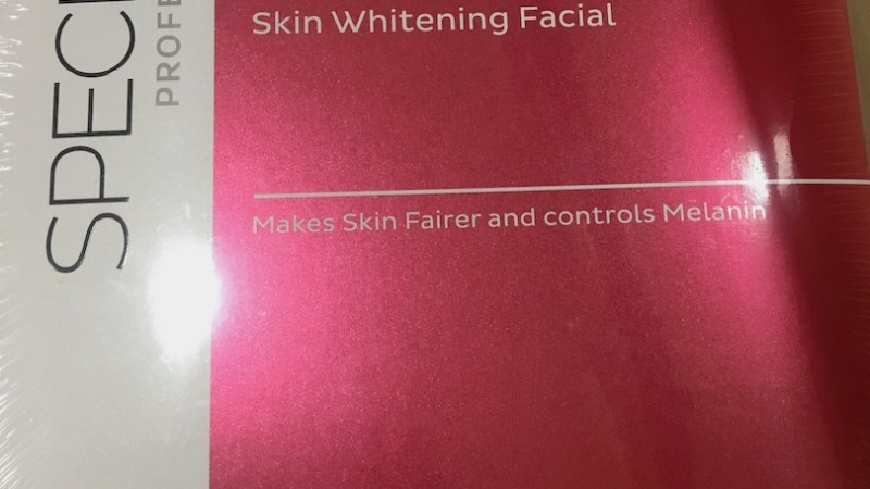 Melanoclear Facial Experience at VLCC